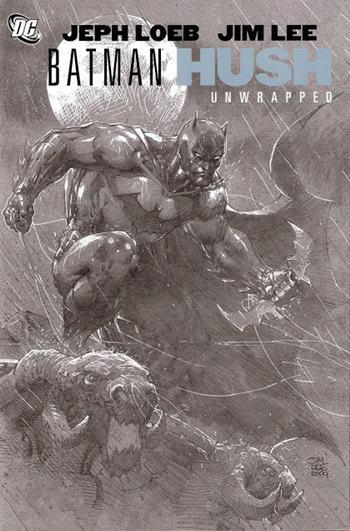 Batman: Hush  es uno de los mejores cómics de Batman