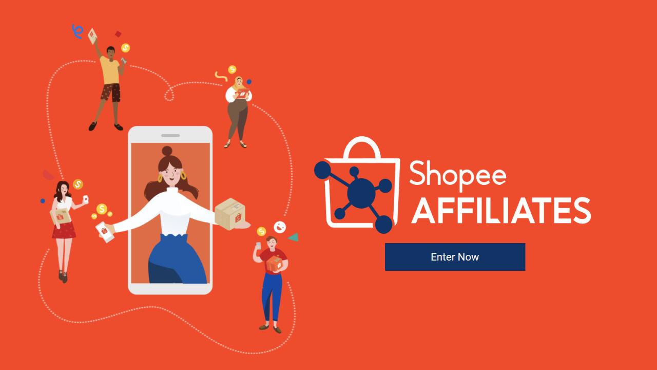 Buat duit menerusi shopee affiliate program sap