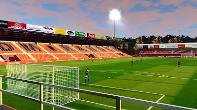PES 2021 Stadium Municipal de Anduva