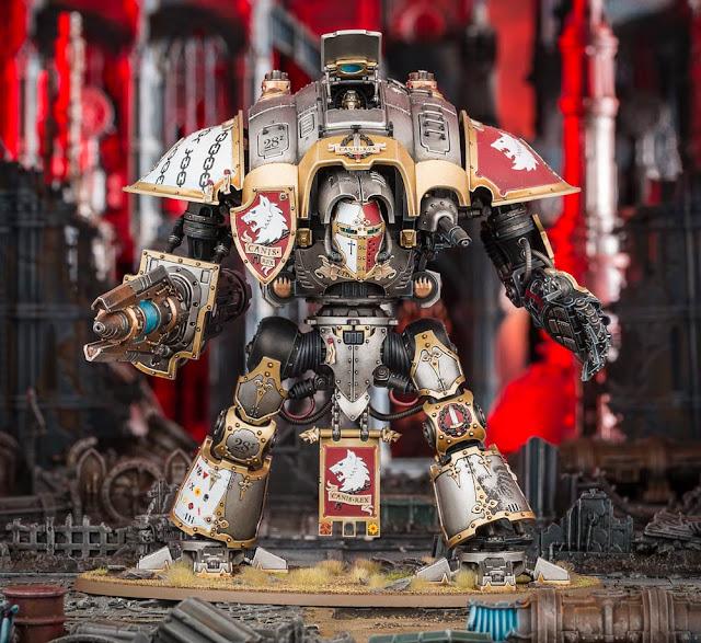 Imperial Knight Preceptor