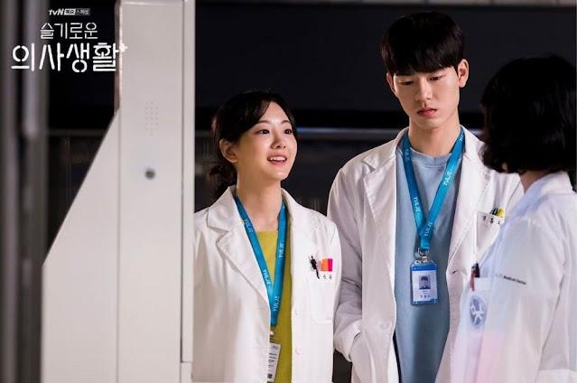 episode 12 Hospital Playlist Season 2
