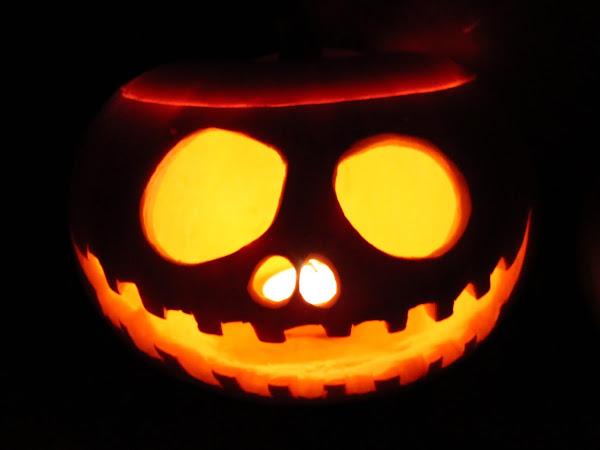 DIY Halloween Kürbis