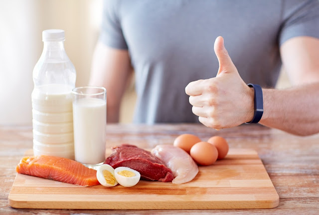 5 Reasons Why You Should Be Eating Protein