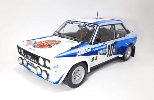 WRC collection 1:24 salvat españa, Fiat 131 Abarth 1:24