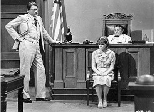 Witness cross re-examination to kill a mocking bird
