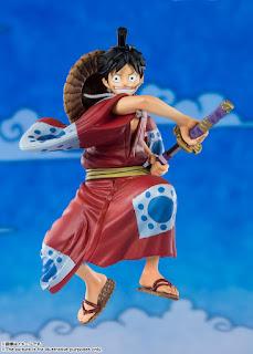 Figuarts Zero - Monkey D. Luffy