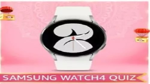 The New Samsung Galaxy Watch4 comes in which of the following sizes?
