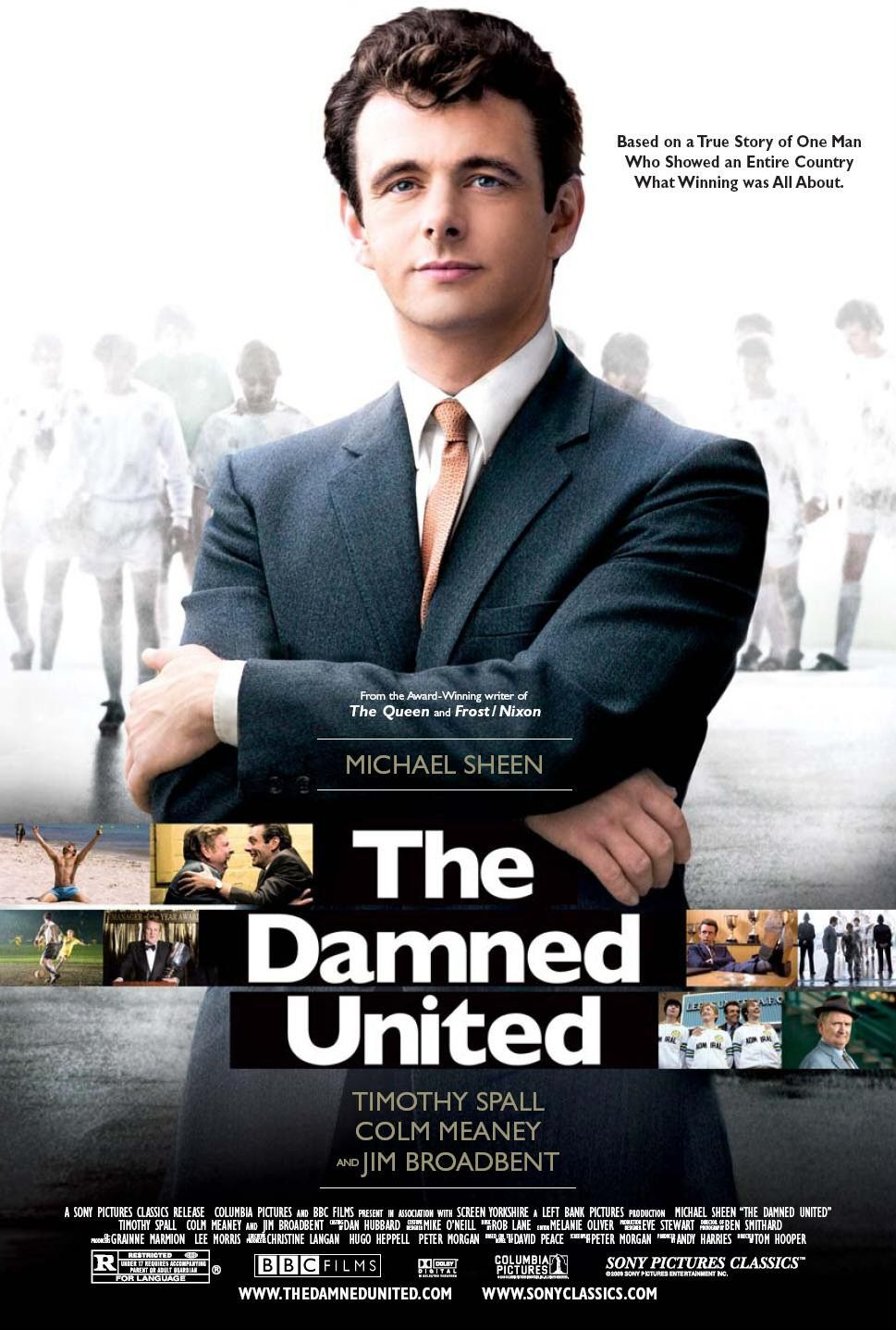 The Damned United (2009) ταινιες online seires oipeirates greek subs