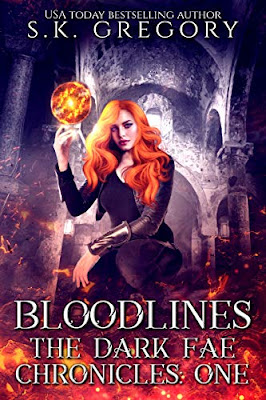 Bloodlines, young adult, dystopian, S. K. Gregory, urban fantasy