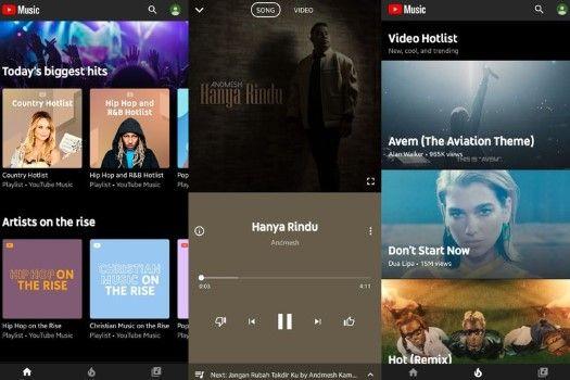 Cara Dapat Akses YouTube Music Premium Gratis