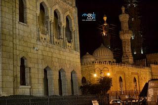 الجامع الأزهر القاهرة