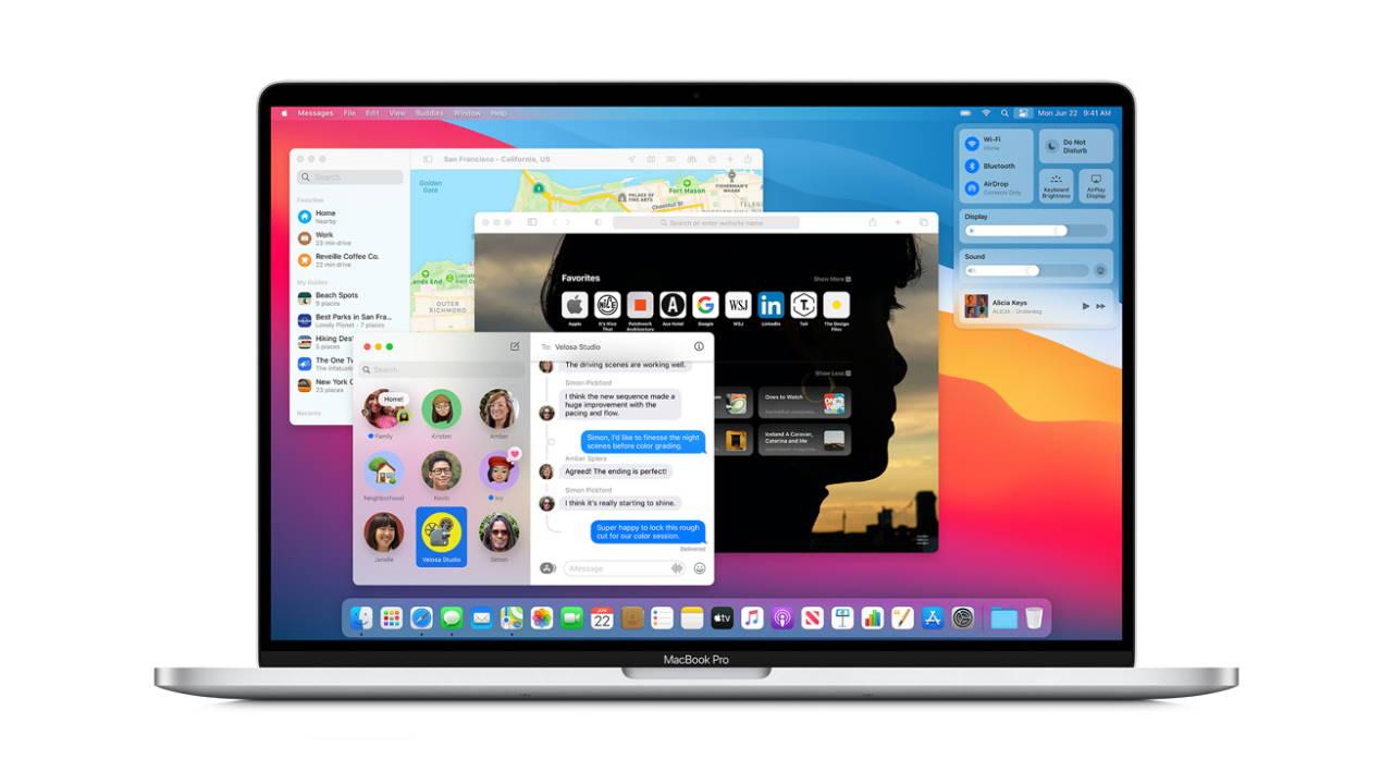 Fitur Terbaru MacOS Big Sur untuk MAC dan Macbook Apple Paling Keren