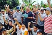 Masyarakat Adat Tuntut Tanah Adat Ulayat Raja Kotarih yang Dikusasi PT. SRA Dikembalikan