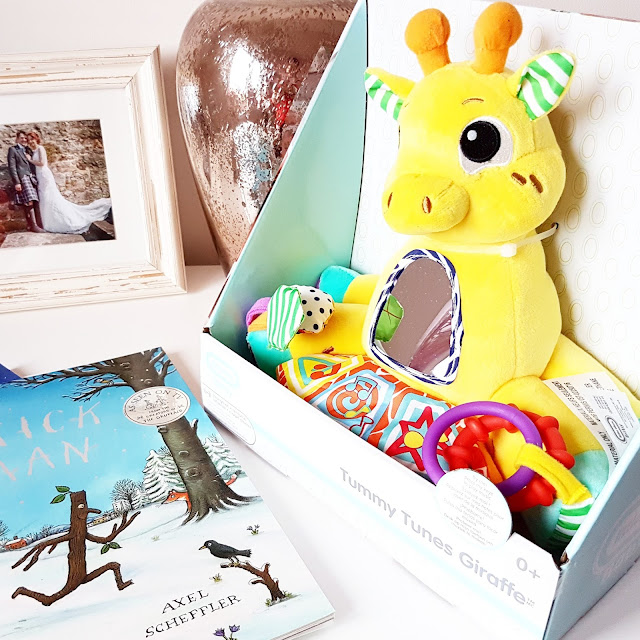Tummy Tunes Giraffe from Little Tikes