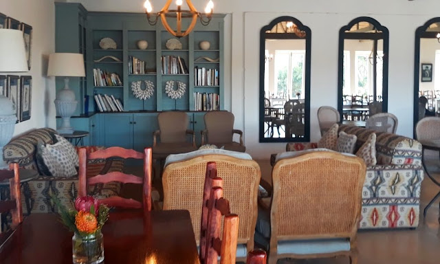 The Fig Tree Restaurant at the De Hoop Collection