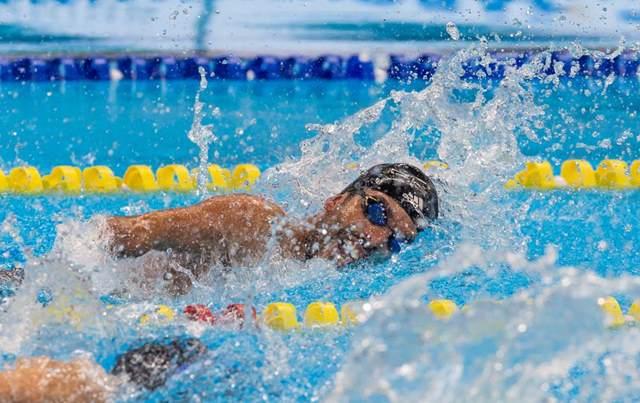 Daniel Dias, da natação, é uma das maiores esperanças de medalhas do Brasil. Foto: Miriam Jeske, Rio 2016