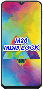 How To Remove Samsung M20 SM-M205G MDM Lock-Dose Not allow Factory Reset