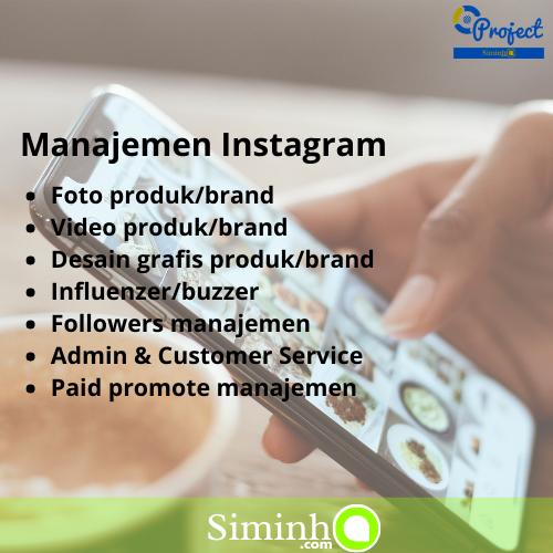 Manajemen Instagram