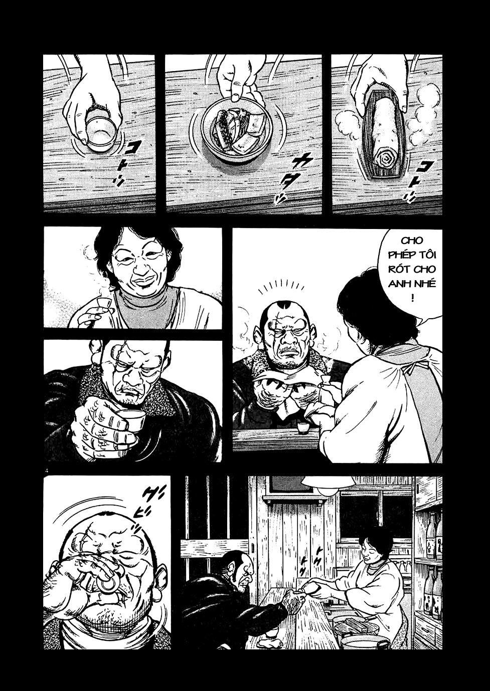 Oyaji chap 12 trang 4