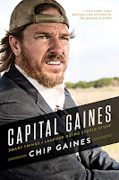 Capital Gaines by Chip Gaines book cover and review