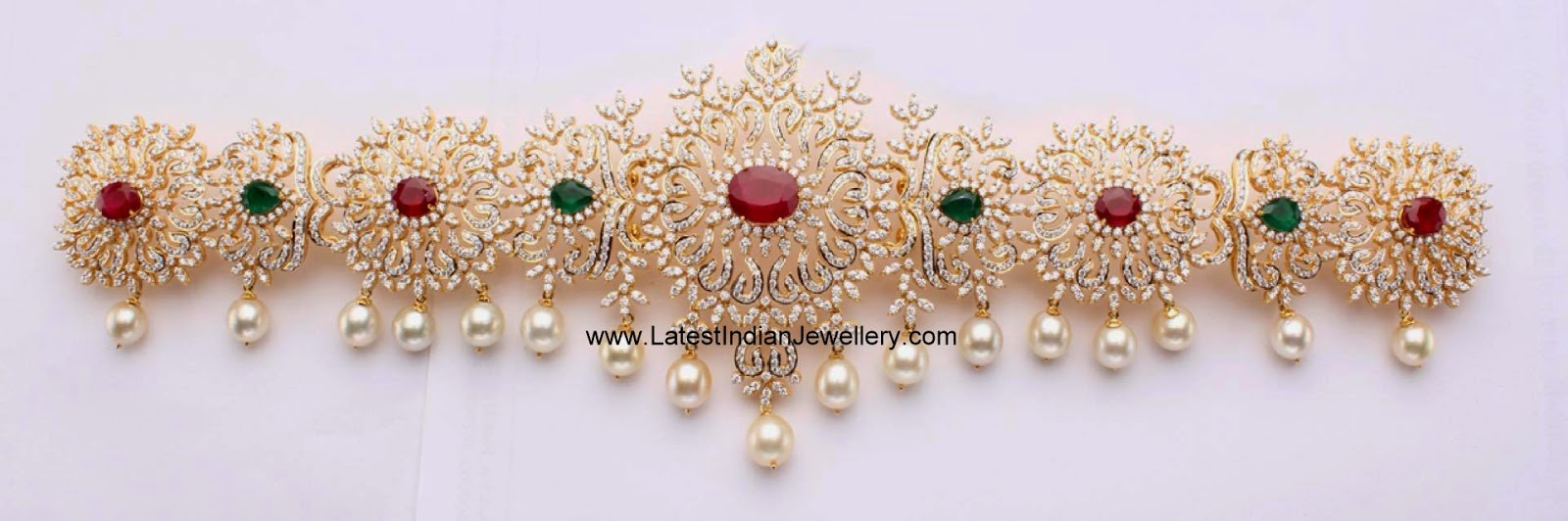 Indian Diamond Vaddanam