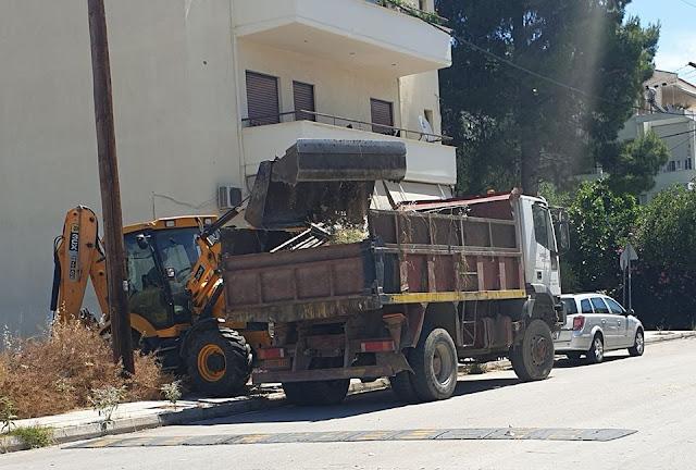 Δήμος Ναυπλιέων: Το τηλέφωνο που πρέπει να καλείται όταν έχετε ογκώδη αντικείμενα για περισυλλογή