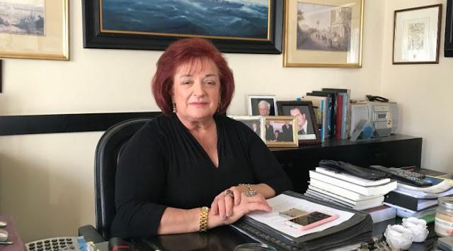 Το μήνυμα της πρώην υπουργού Μαριέττας Γιαννάκου για την πορεία της υγείας της