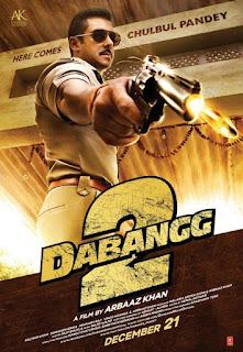 Dabangg 2 (2012) มือปราบกำราบเซียน 2