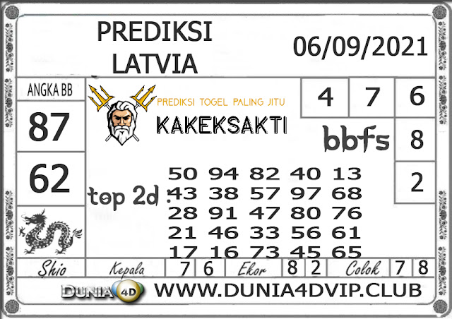 Prediksi Togel LATVIA DUNIA4D 06 SEPTEMBER 2021