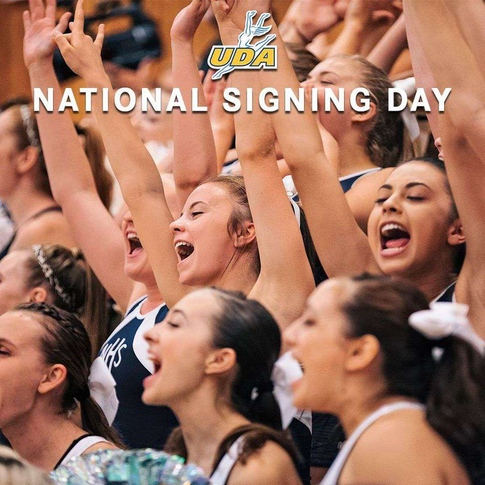 National Signing Day Wishes Beautiful Image