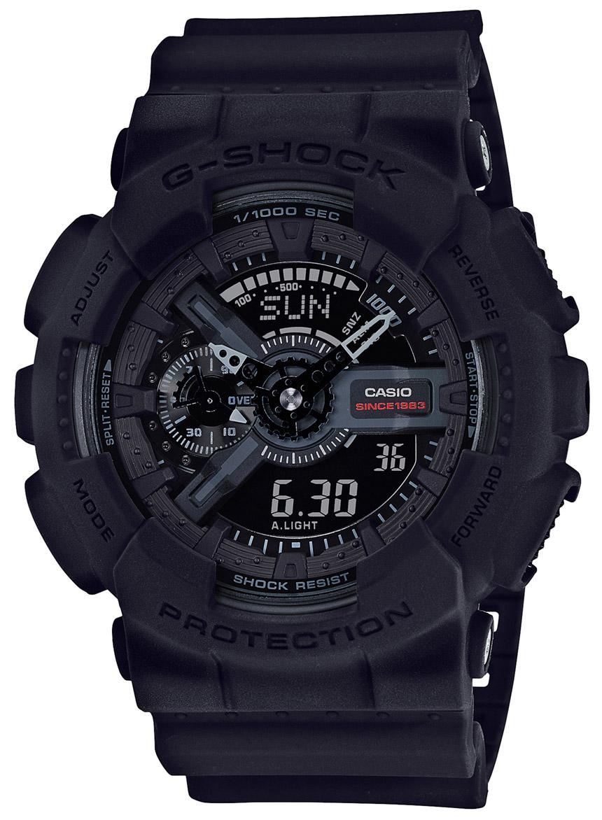 7ad35241b76 Você pode ler mais sobre Mudmaster em nossa revisão Casio G-Shock GWG  1000-1A3 Mudmaster aqui .