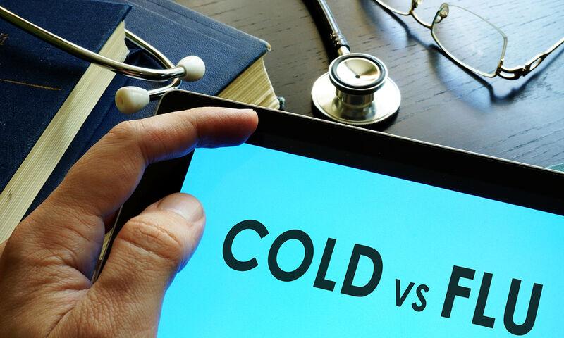 Γρίπη ή κοινό κρυολόγημα; Το σύμπτωμα που μας μπερδεύει
