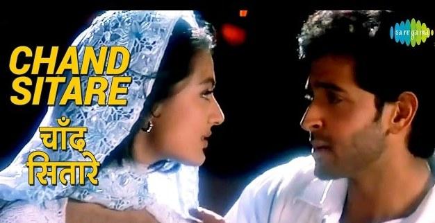 Chand Sitare lyrics- Kumar Sanu