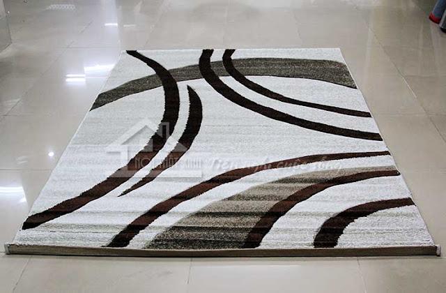 Tấm thảm trải sàn cho phòng khách