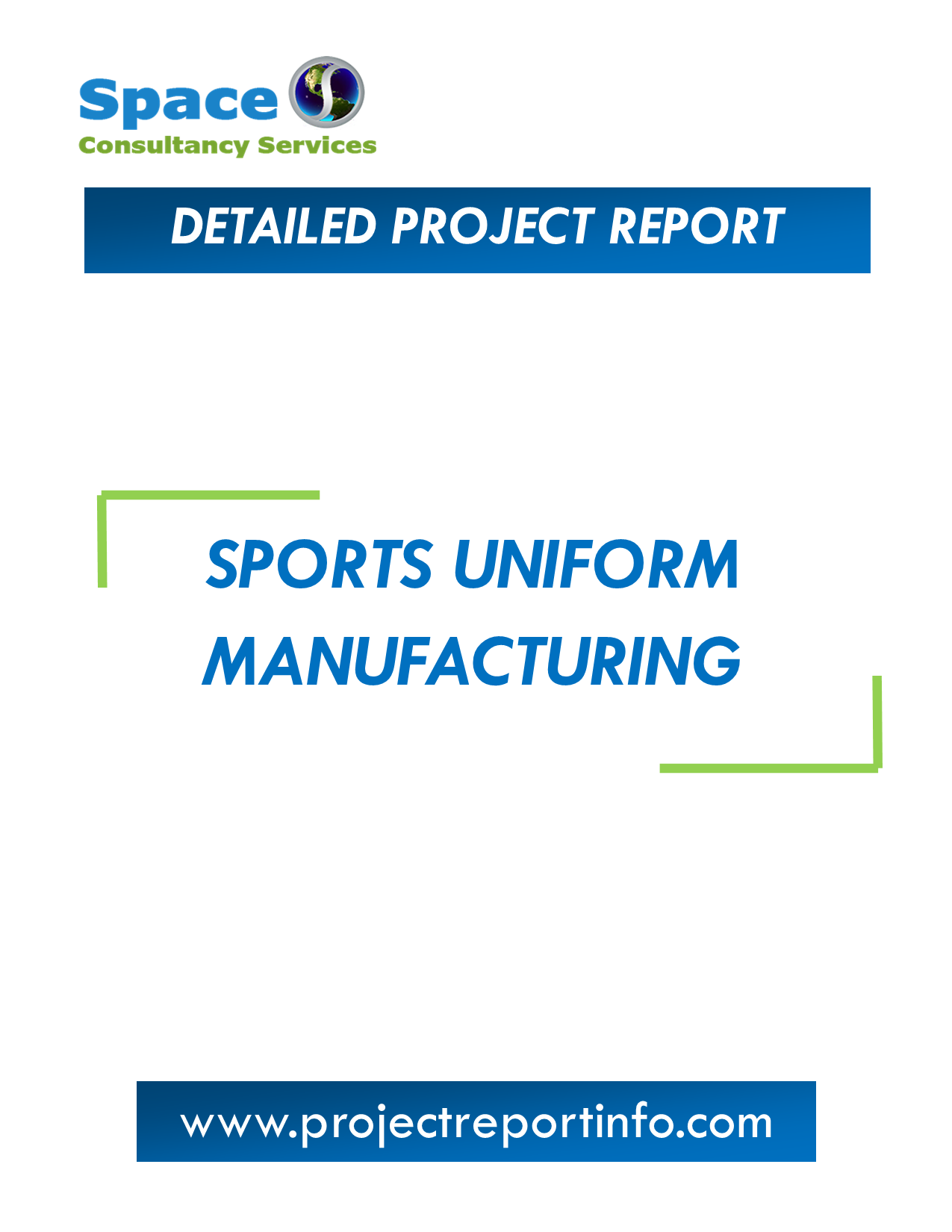 Project Report on Sports Uniform Manufacturing