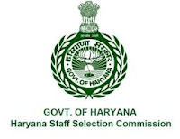 Police Constable Posts @ Haryana Staff Selection Commission(HSSC)