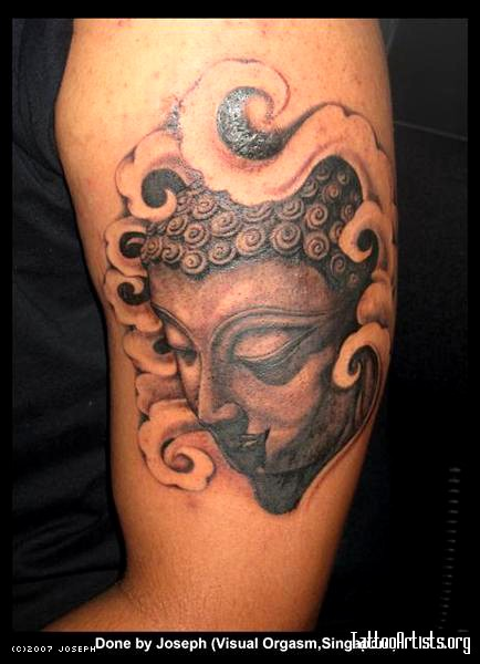 My Tattoo Designs Buddha Arm Tattoo