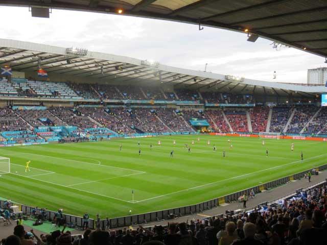 Scotland v Croatia