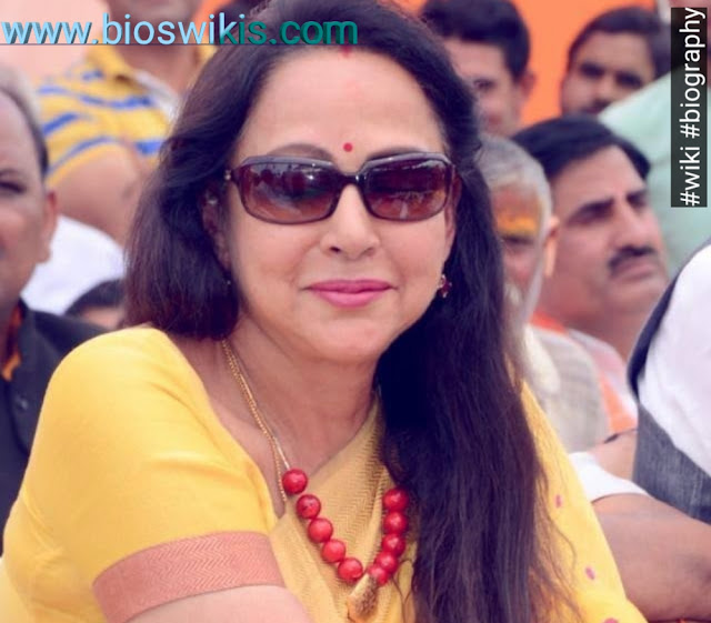 Hema Malini Biography, Wiki and more