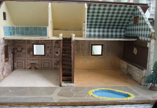 For Sale - OOAK handmade 1960s cabin