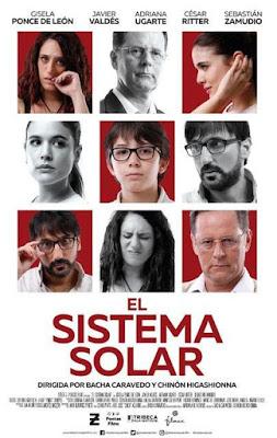 El Sistema Solar 2017 DVD R2 PAL Latino