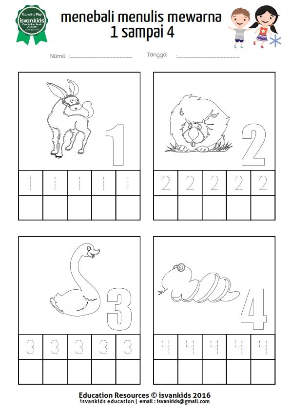 Image Result For Download Gambar Mewarnai Untuk Anak Tk