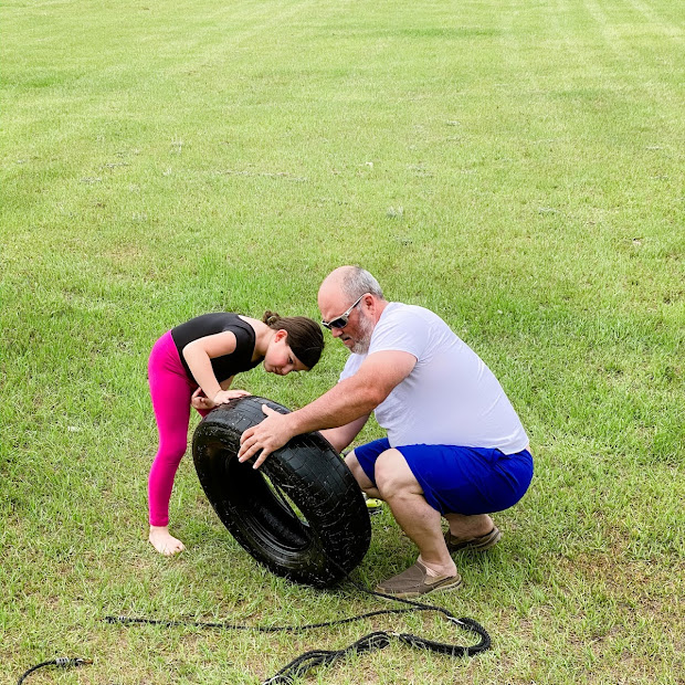 Tire-d of not Swinging