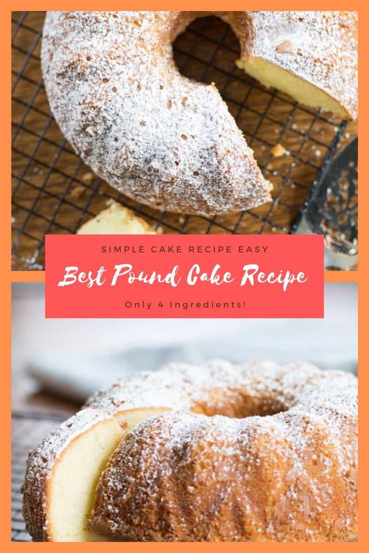 Best Pund Cake Recipes