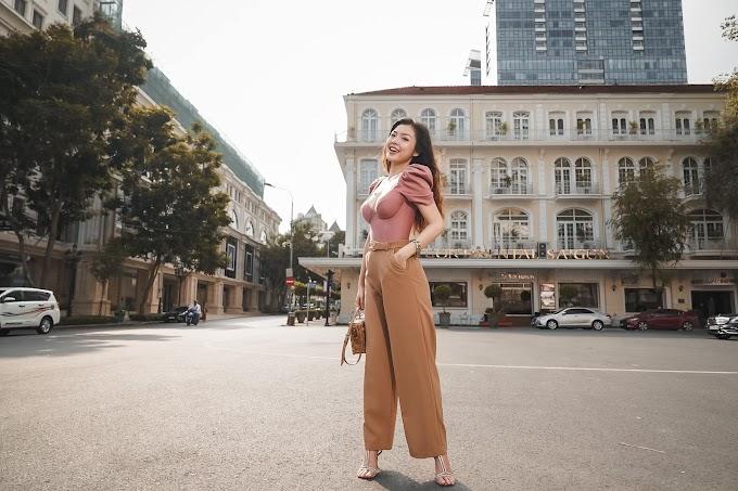 Những góc ảnh tại một trong những khách sạn cũ nhất ở Sài Gòn được xây dựng từ năm 1878