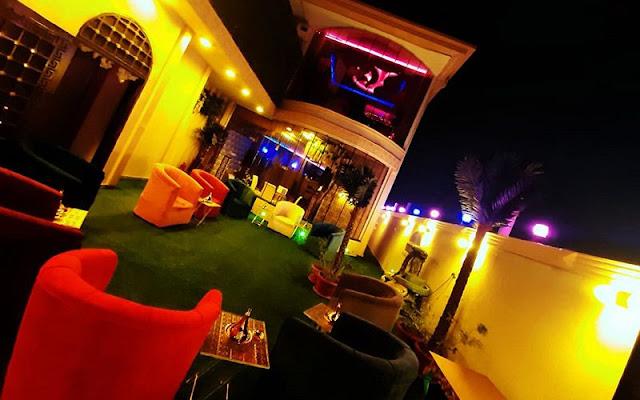 مقهى ليالي شبرا