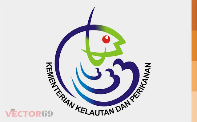 Logo Kementerian Kelautan dan Perikanan (KKP) Indonesia - Download Vector File AI (Adobe Illustrator)
