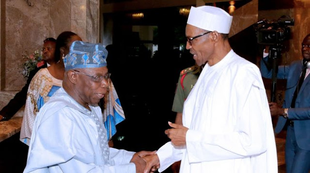 Buhari to Obasanjo: You have questions to answer over $16bn power projects