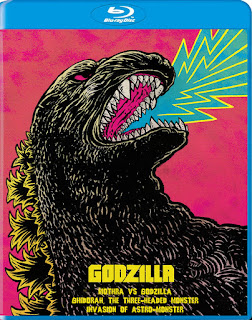 Godzilla: Mothra vs Godzilla Ghidorah, The Three-Headed Monster & Invasion of Astro-Monster [BD25] *Subtitulada