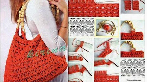 Bolso Crochet Paso a Paso en video